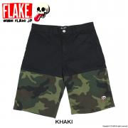 FLAKE OG LOGO SWITCH SHORTS