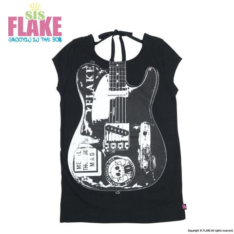TELECASTER HOLTER NECK TEE