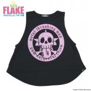 FLAKE TRASH CITY LOOSE TANK