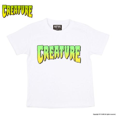 CREATURE TOD logo YOUTH S/S TEE