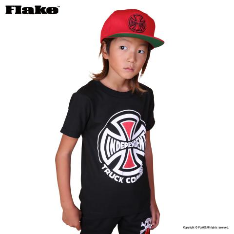 INDEPENDENT TRUCK COMPANY YOUTH S/S TEE 3,600円+税
