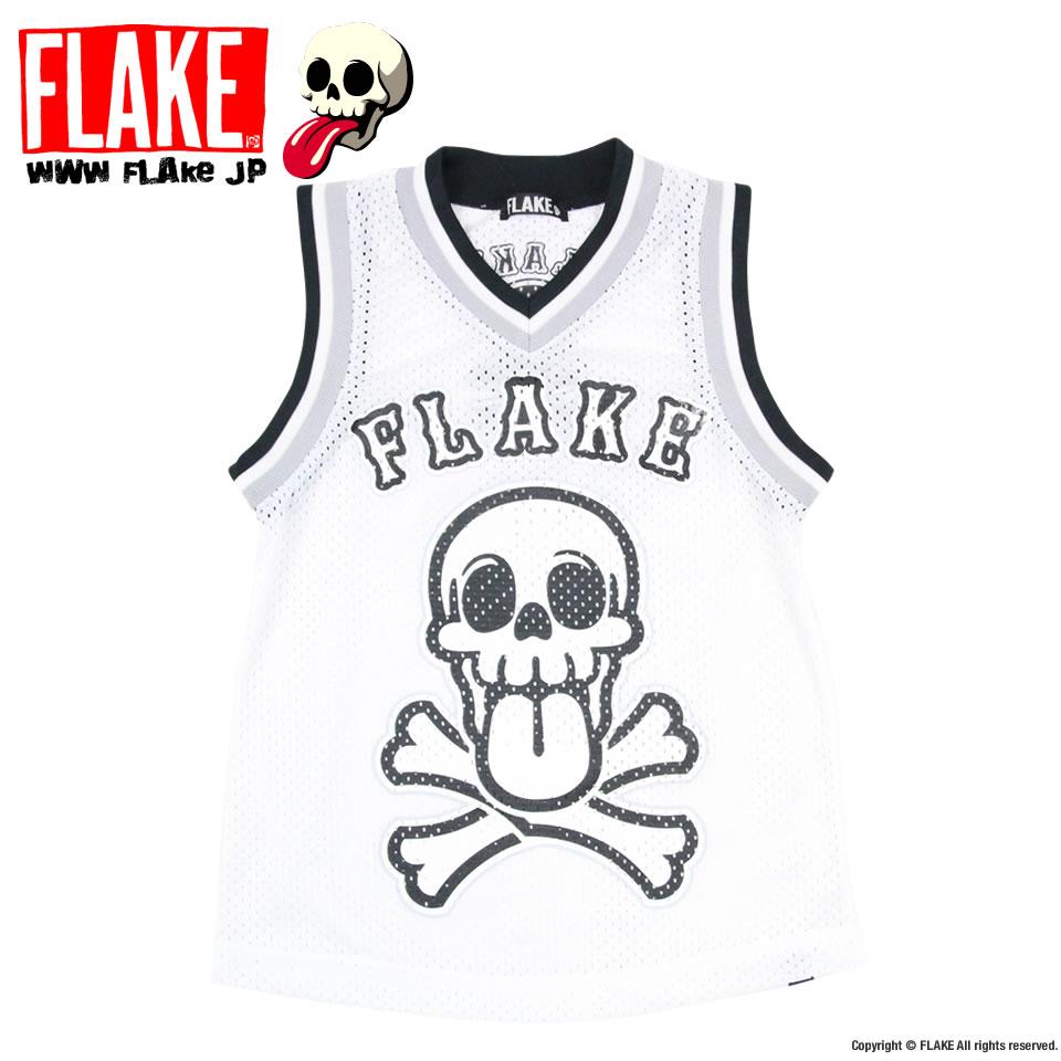 FLAKE CROSS MESH TANK 5,900~6,600円+税